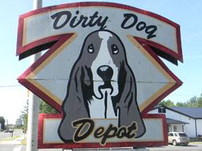 Dirty Dog Depot Storefront